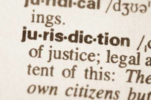 Jurisdiction (ordbok)